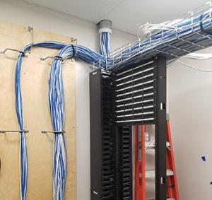 wiring pannel