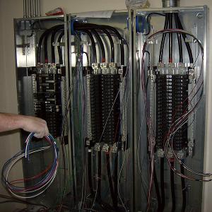 electrical box wiring